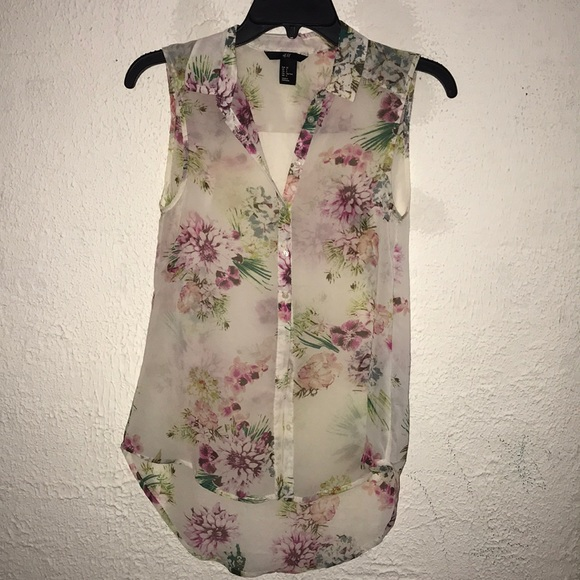 H&M Tops - 3 for 10! H&M Floral tank
